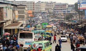 Cities in developing countries like Nairobi in Kenya continue to grow rapidly.