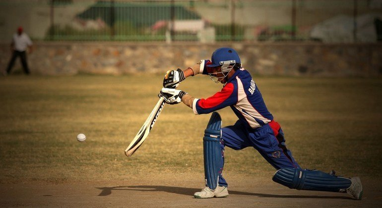 El cricket es un de los deportes más populares de Afganistán.