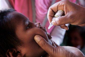 Países das Américas têm uma cobertura de vacinação abaixo dos 95%, necessários em todos os níveis para prevenir a transmissão da doença.
