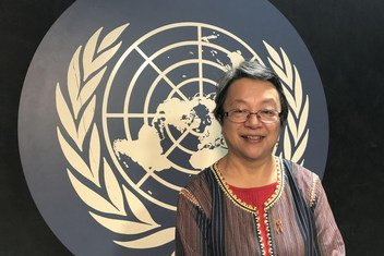 Victoria Tauli-Corpuz, UN Special Rapporteur on the rights of indigenous peoples.