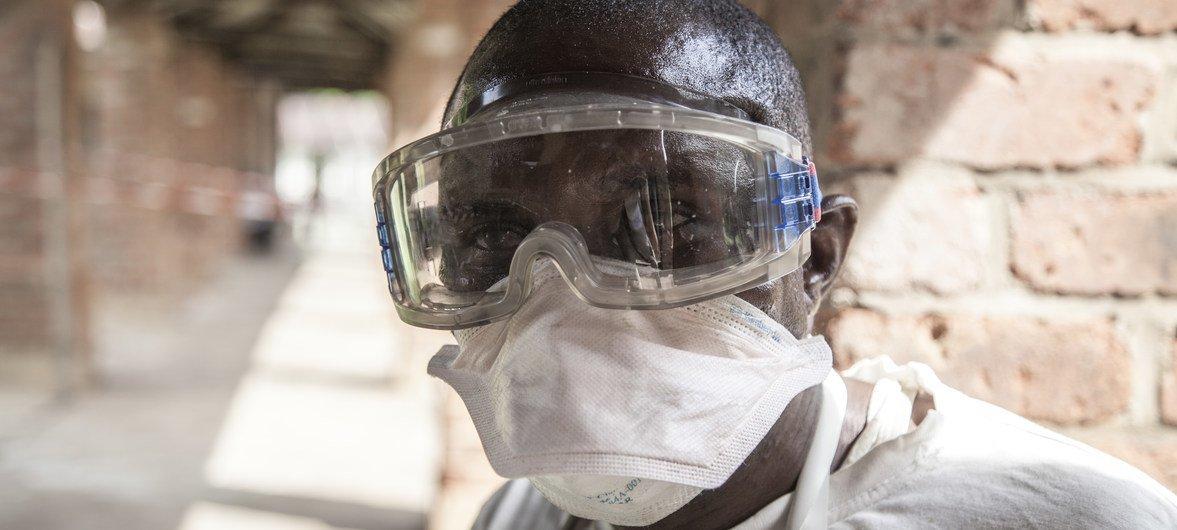 O décimo surto de ébola a atingir a RD Congo em 40 anos foi declarado a 1 de agosto de 2018.