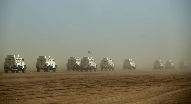UN chief condemns attack on UN peacekeepers in Mali
