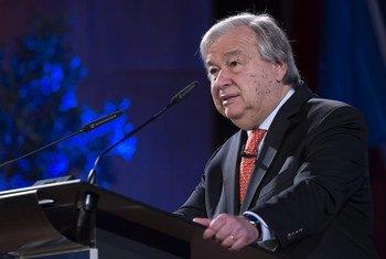 António Guterres viaja este sábado.