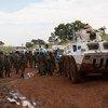 Une patrouille de la Mission des Nations Unies au Soudan du Sud (MINUSS), (archives)