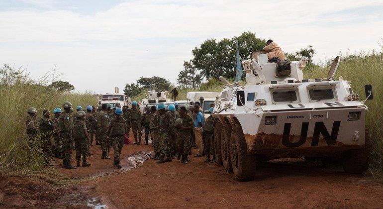 Soudan du Sud : la Mission de l'ONU déploie des troupes après des