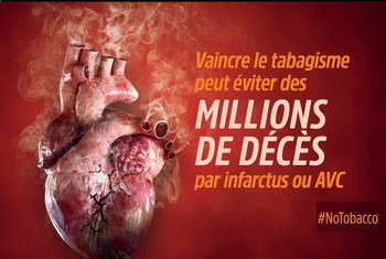 Journée mondiale sans tabac - 31 mai 2018