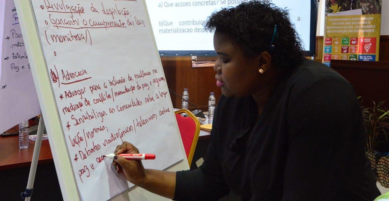 Iniciativa já está sendo implementada em Nampula e Maputo
