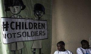 Unicef inatoa msaada kwa vijana waliokuwa  wanaotumikishwa kama wanajeshi DRC Congo