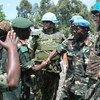 Kamanda wa kikosi cha MONUSCO apongeza  vikosi vya DRC na polisi ya taifa kawa kurejesha utulivu eneo la Rutchuru.