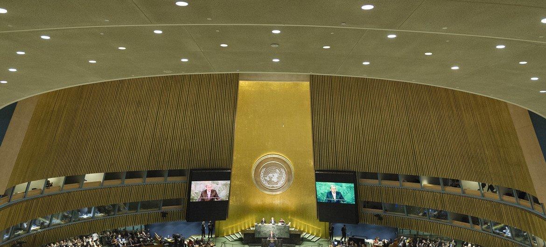 В Генеральной Ассамблее ООН стартовало заседание, посвященное выполнению Глобальной контртеррористической стратегии