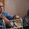 تمكن سيف من الهرب مع والدته من سوريا إلى الأردن عام 2014 بعد احتجازه في سوريا لمدة سنتين تعرض خلالهما للتعذيب الجسدي والنفسي، كان له تأثير كبير على صحته.