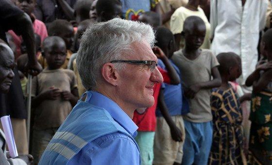 Марк Локок, координатор гуманитарной помощи ООН