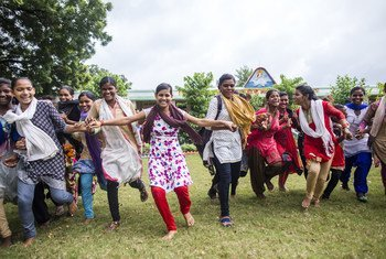 A principal meta do plano é reduzir a taxa de falta de atividade física entre adolescentes e adultos em 15% até 2030.