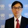联合国贸易和发展组织投资企业司司长詹晓宁