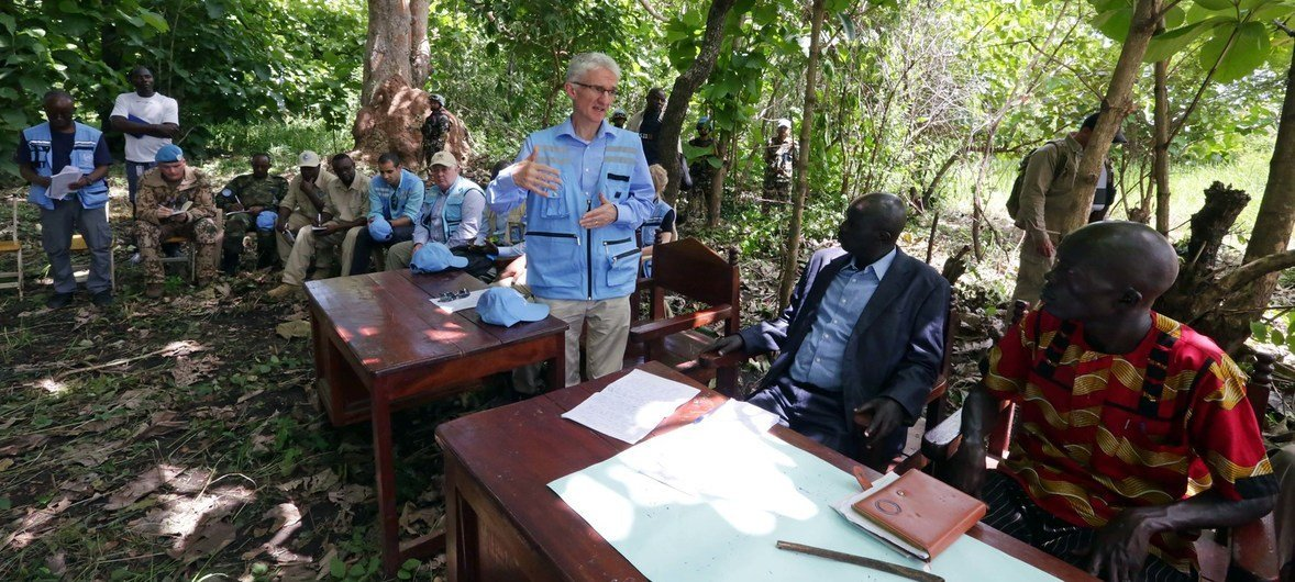 INTERVIEW: Fighting must end in South Sudan or worsening