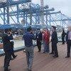 联合国常务副秘书长阿米纳·穆罕默德访问中国青岛,参加上海合作组织峰会。
