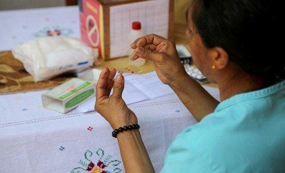 OMS realça a inspiração para várias nações dada por  países que se aproximam da eliminação da doença