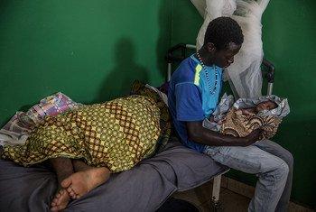 O Unfpa e o governo guineense trabalham atualmente na implementação de estratégias para reduzir a mortalidade materna.