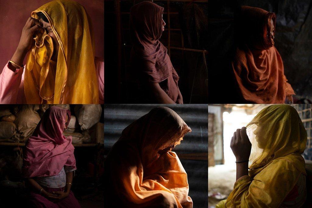 Les femmes réfugiées rohingyas ayant survécu à des violences sexuelles sont marginalisées