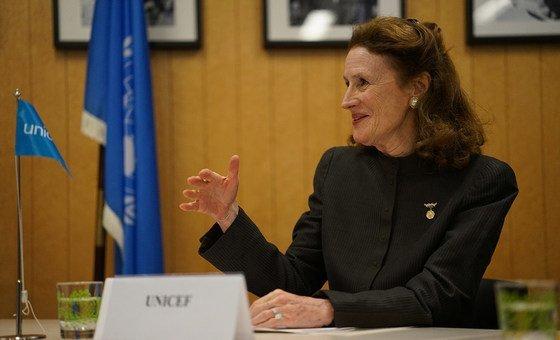 A diretora-executiva do Unicef, Henrietta Fore, contou que as medidas de combate à doença aprofundaram a situação de pobreza de milhões de crianças.
