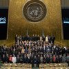Ministros, jefes de Policía y Gendarmería y agentes de unos 190 países discuten en la sede de la ONU en Nueva York cómo fortalecer las funciones preventivas y de seguridad en las misiones de mantenimiento de la paz.