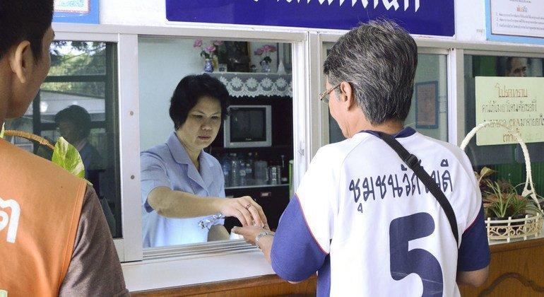 En Tailandia se ofrece una terapia de mantenimiento con metadona para reducir los daños que sufren las personas que dependen de los opioides.