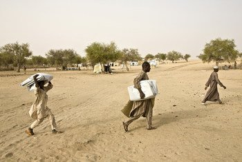 هجمات جماعة بوكو حرام في شمال شرق نيجيريا أدت إلى نزوح الآلاف من ديارهم.