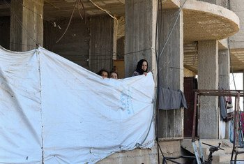 Гуманитарные учреждения ООН оказывают помощь 50 тысячам пострадавших в ходе вооруженных столкновений в провинции Даръа сирийцам