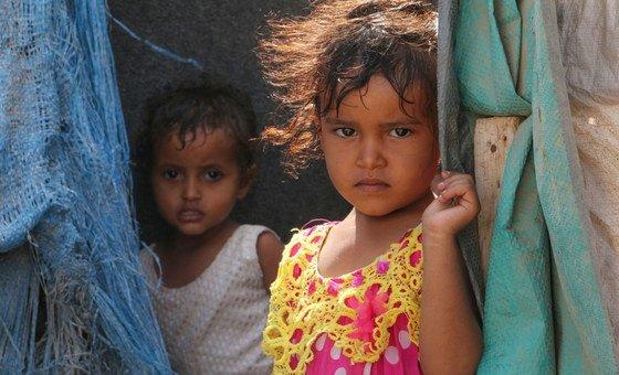 Crianças estão entre as maiores vítimas do conflito no Iêmen