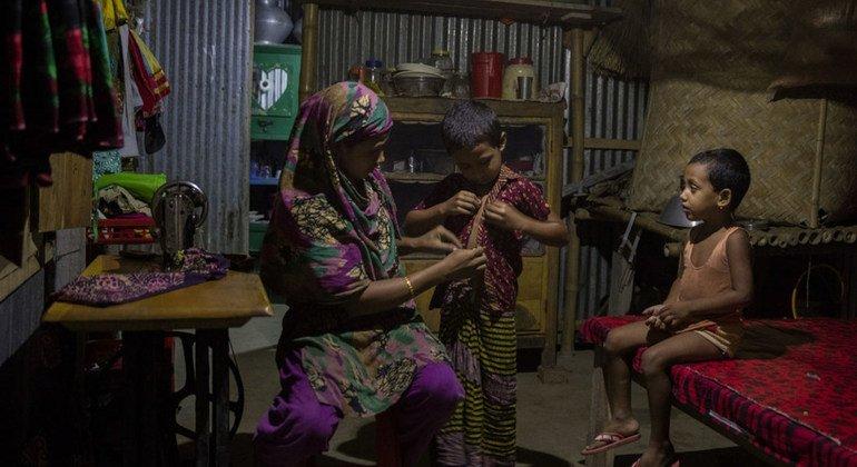'Global care crisis' set to affect 2.3 billion people warns UN labour agency