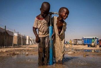 Segundo o Unicef, até ao momento, 1.469 crianças foram identificadas como fazendo parte do Cjtf.