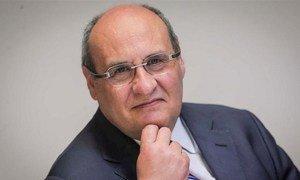 Diretor-geral da Organização Internacional para Migrações, António Vitorino