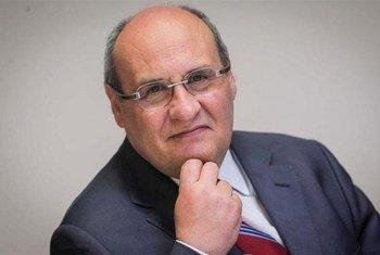 António Manuel de Carvalho Ferreira Vitorino, Director General of the International Organization for Migration