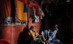 Люди, пережившие неимоверные страдани,я в Мьянме нашли приют в лагере Кокс-Базар в Бангладеш