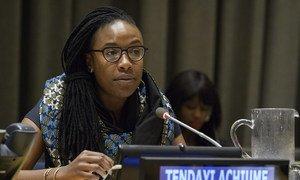 Спецдокладчик ООН по вопросам расовой дискриминации и ксенофобии Тендайи Ачиуме