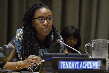 Спецдокладчик ООН по вопросам расовой дискриминации и ксенофобии Тендайи Ачуме