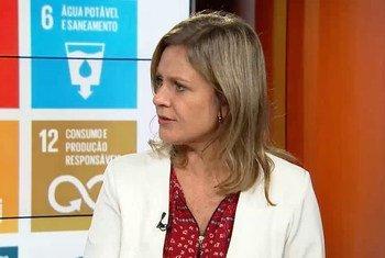 Para a prefeita de Pelotas,  Paula Mascarenhas, a educação inclusiva é fundamental na prevenção da violência.