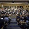 انعقاد أعمال المنتدى السياسي رفيع المستوى المعني بالتنمية المستدامة بالمجلس الاقتصادي والاجتماعي للأمم المتحدة. يوليه/تموز 2018