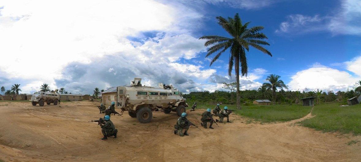 Pelo menos19 pessoasforam mortasnos últimos dias em aldeias vizinhas de Beni