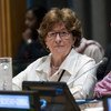 Louise Arbour, Special Representative of the Secretary-General for International Migration.