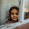 叙利亚儿童。