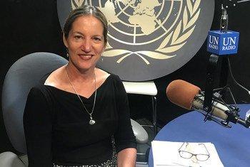 Lisa Filipetto, mkuu wa ofisi ya Umoja wa Mataifa nchini Somalia (UNSOS)