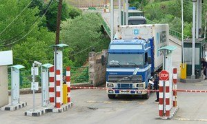 State-of-the-art equipments installed at the customs houses in Armenia allow full customs control. Drivers crossing the border are not forced into hours of customs checks.