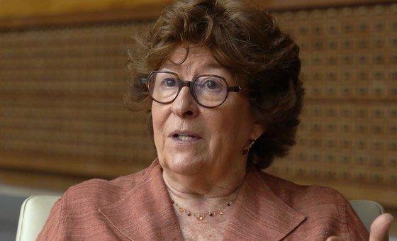 A representante especial da ONU para a Migração Internacional, Louise Arbour, presidirá à Cimeira de Marraquexe