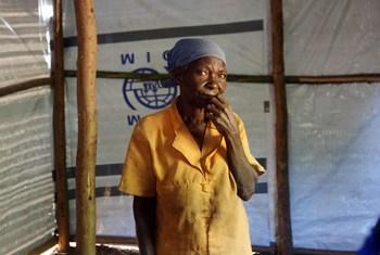 Tereza Ndikumana est une rescapée des inondations qui sévissent depuis mai au Burundi et l'une des dizaines de résidents sinistrés de Nyaza-Lac à avoir bénéficié des abris d'urgence de l'OIM