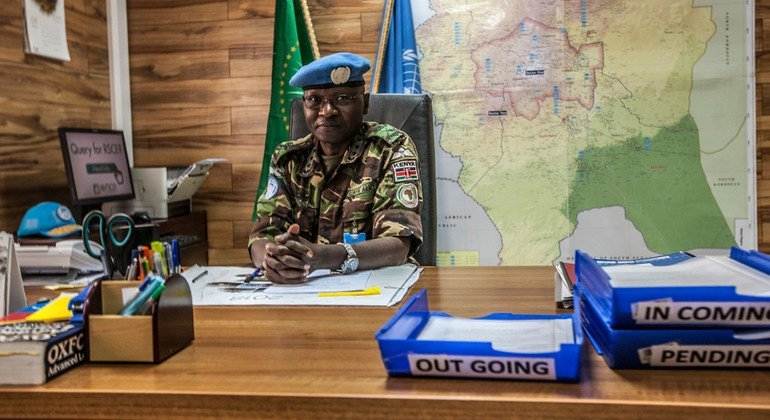 In August 2017, Lieutenant-General Leonard Muriuki Ngondi of Kenya was appointed as Force Commander of the African Union‑UN Hybrid Operation in Darfur (UNAMID).