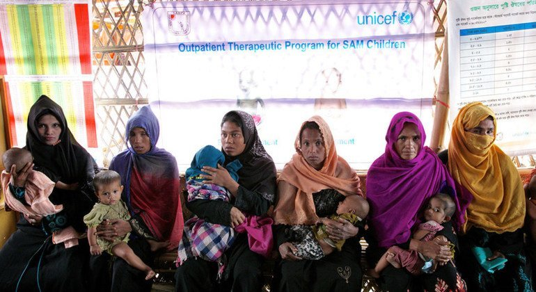 Refugee health services on track despite record level of displacement, says UN agency