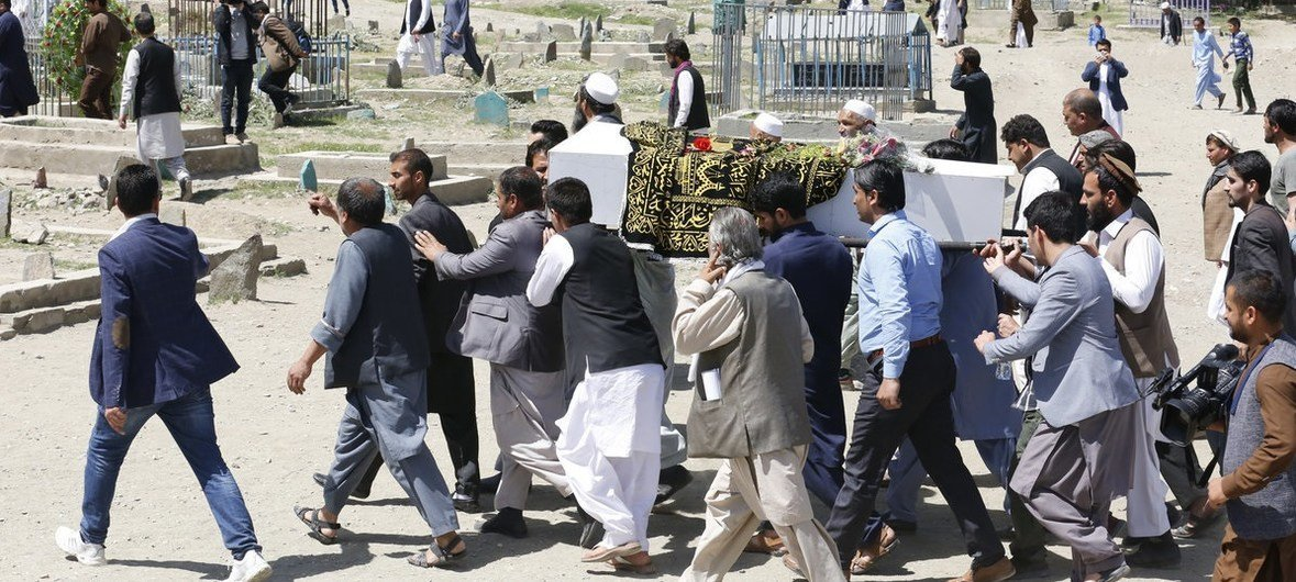 civilian deaths in afghanistan hit record high un un news