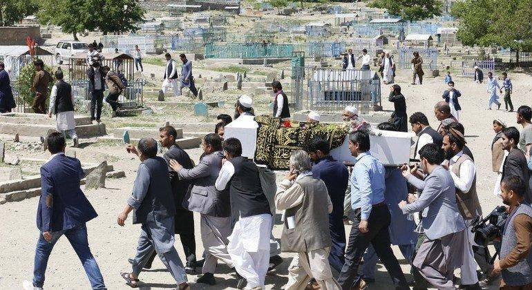 PBB: Penderitaan Rakyat Afghanistan Sudah pada Tahap Tak Dapat Diterima