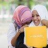 La escuela Fugee, que fue fundada en 2009, ha educado a más de 300 refugiados.